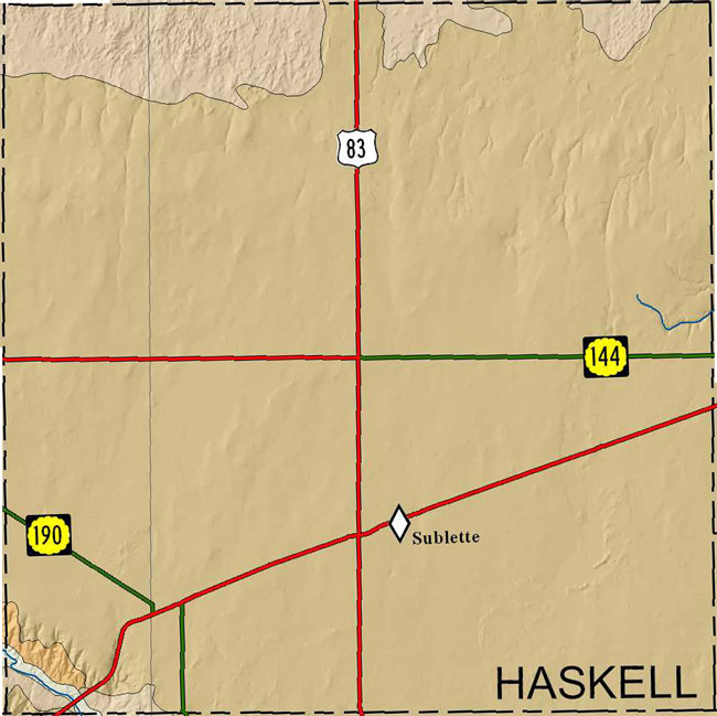 haskell county Map showing haskell county, texas  population: 5,871 area: 90313 square  miles county seat: haskell area code(s): 940 time zone: cst.
