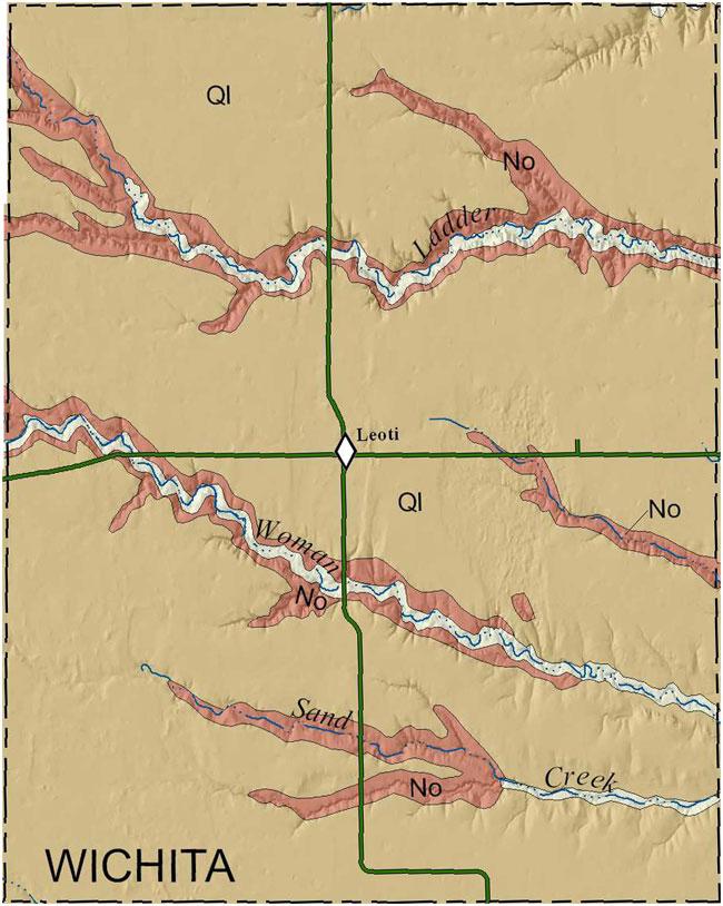 KGSGeologic MapWichita