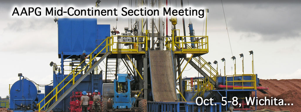 AAPG Mid-Continent Section Meeting, October 5-8, Wichita