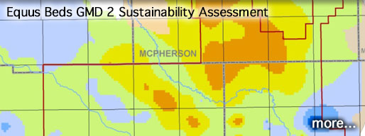 Equus Beds Groundwater Management District No. 2 Sustainability Assessment