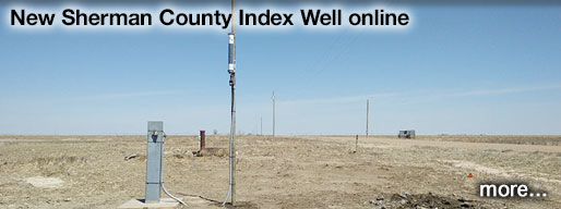 New Sherman County Index Well online