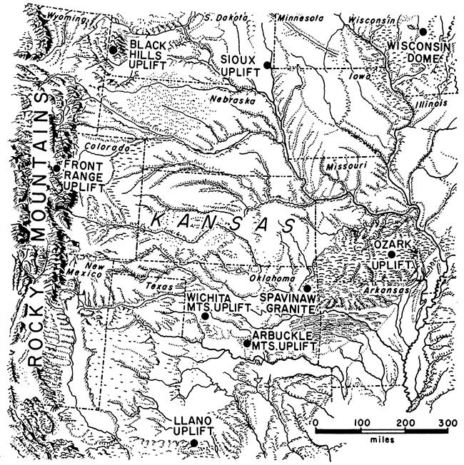 Kgs Bull 127 Part 3 The Precambrian Rocks Of Kansas