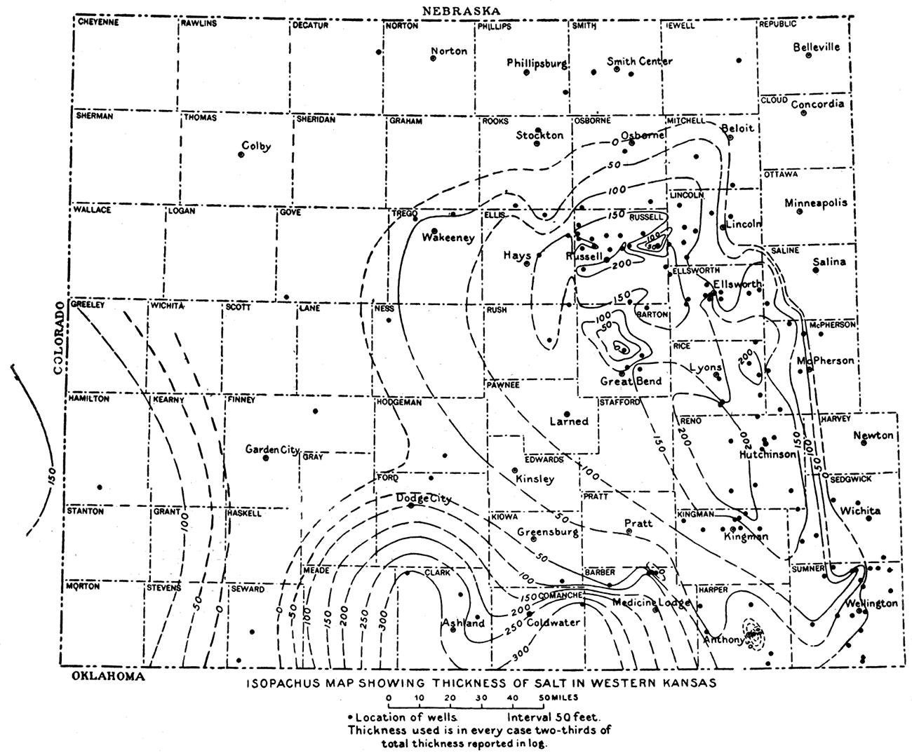 KGS--Underground Resources of Kansas-- on