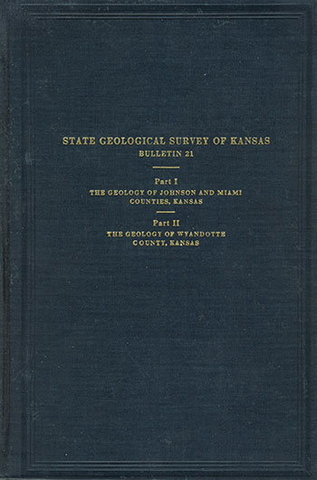 Cover of the book; dark blue cloth and gold lettering.
