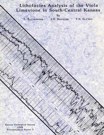 KGS--Petrophysical Series 3--Lithofacies analysis of the Viola