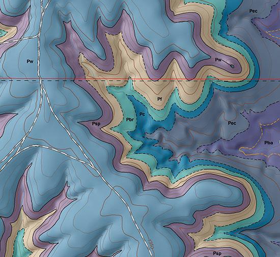 Little Jerusalem Kansas Map.Kgs Pub Inf Circ 38 Kansas Geologic Maps