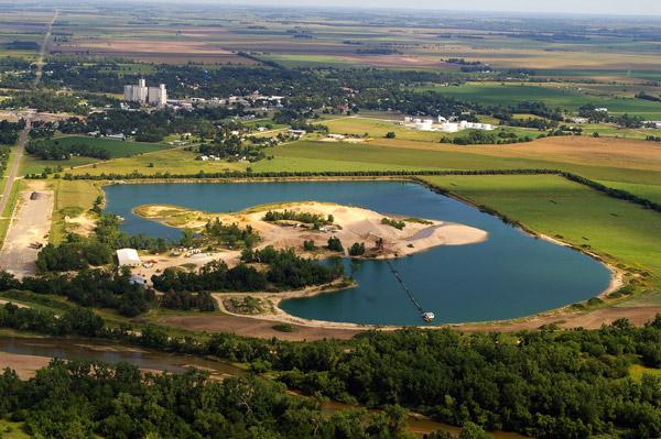 RN-Sand-pit-near-Nickerson-KS-aerial