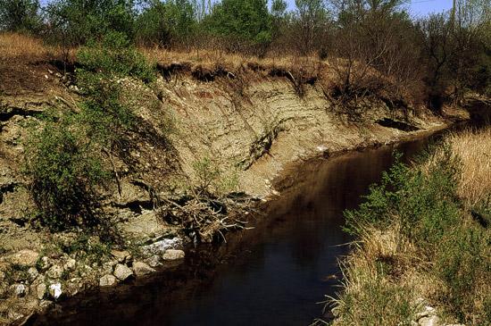 Geology: slump