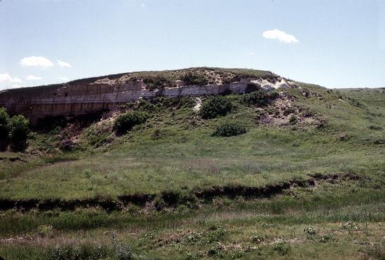 TR-Pearlette-Ash-outcrop